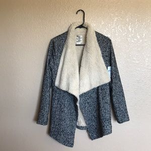 Women's Tweed Shag Coat